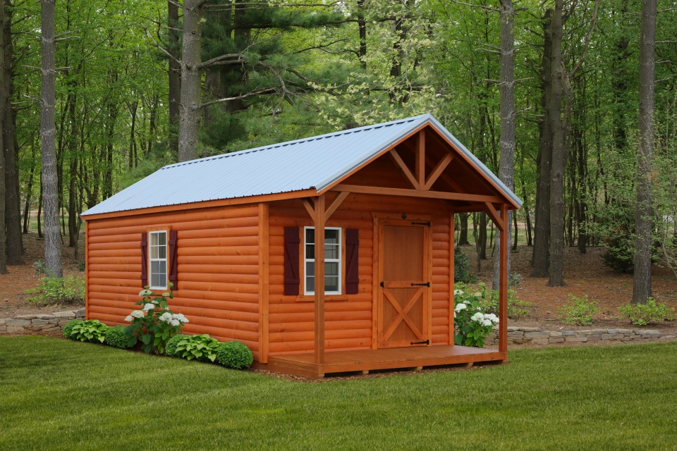 LakeSide Cabins Premier Collection - Log Cottage