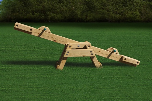 Plan It Play See Saw Hardware Kit No Lumber