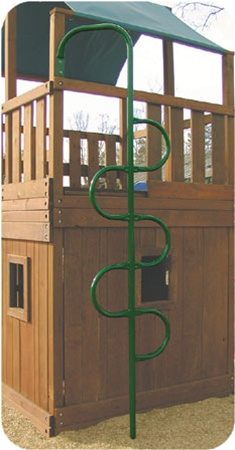 Climbers for Swing Sets