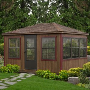 Premier Collection - Three Season Gazebo